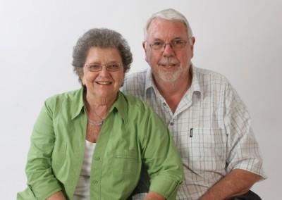 Ken & Anne