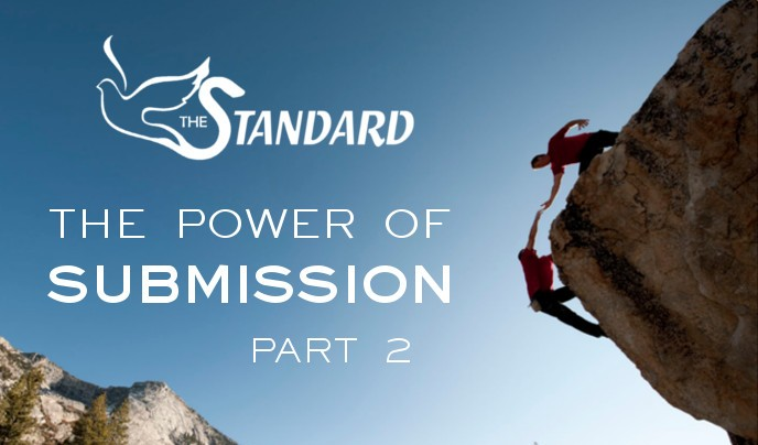 The Power of Submission – Part 2
