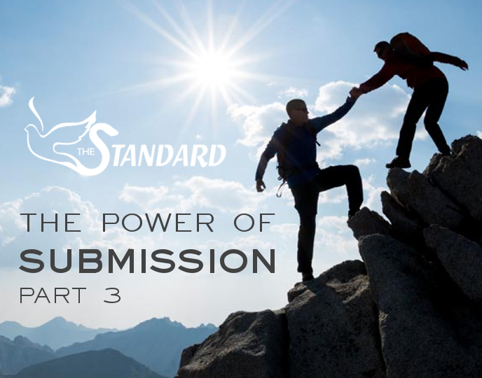The Power of Submission – Part 3