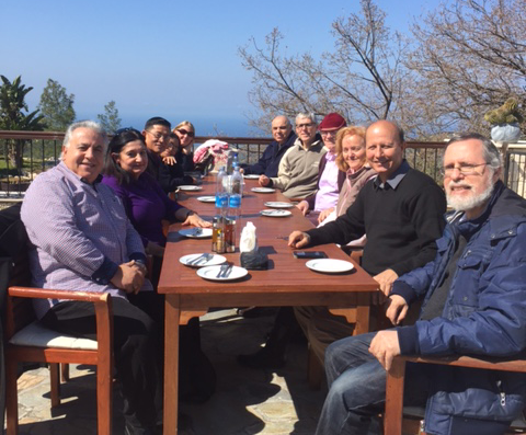 Feedback from Cyprus – March 2017