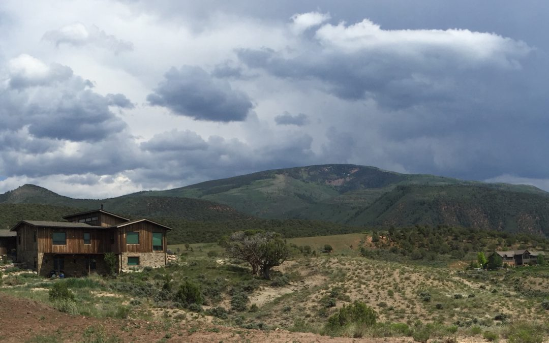 First Week in Gypsum, Colorado – June 2017