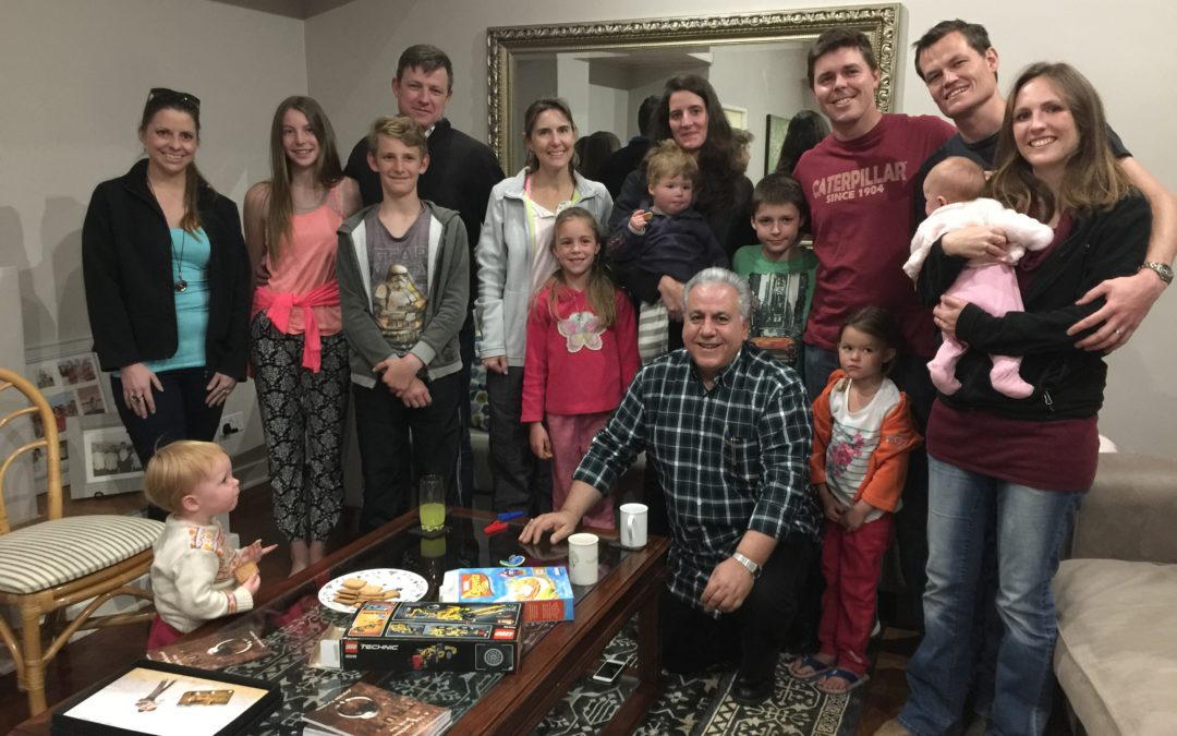 Pastor Andreas' Visit to Harare – Aug 2017