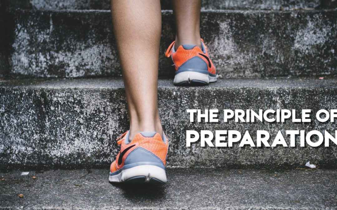 The Principle Of Preparation